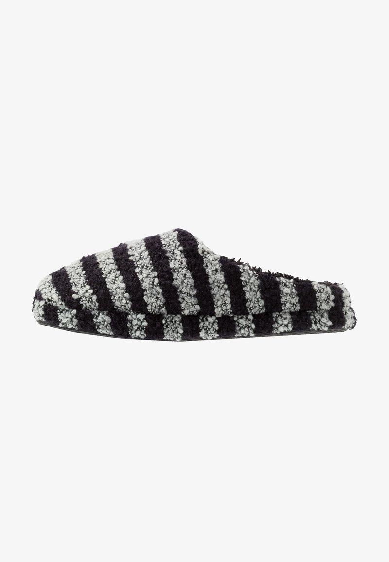 YOURTURN - Domácí obuv - dark gray