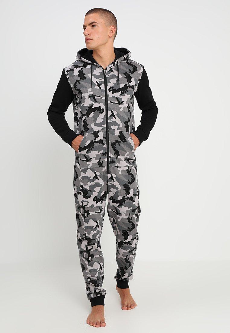 OnesiesPyjama black Yourturn Grey Yourturn OnesiesPyjama Aq5RL3j4