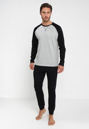 SPORTS  - Pyjamas - grey/black