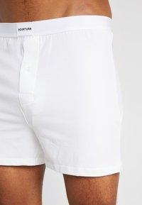YOURTURN - 5 PACK - Boxershorts - white - 4