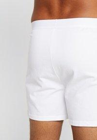 YOURTURN - 5 PACK - Boxershorts - white - 2