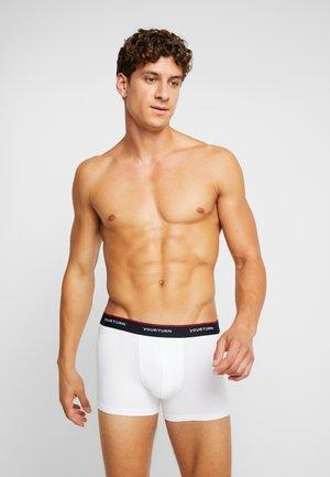 10 PACK - Underkläder - grey/white/black