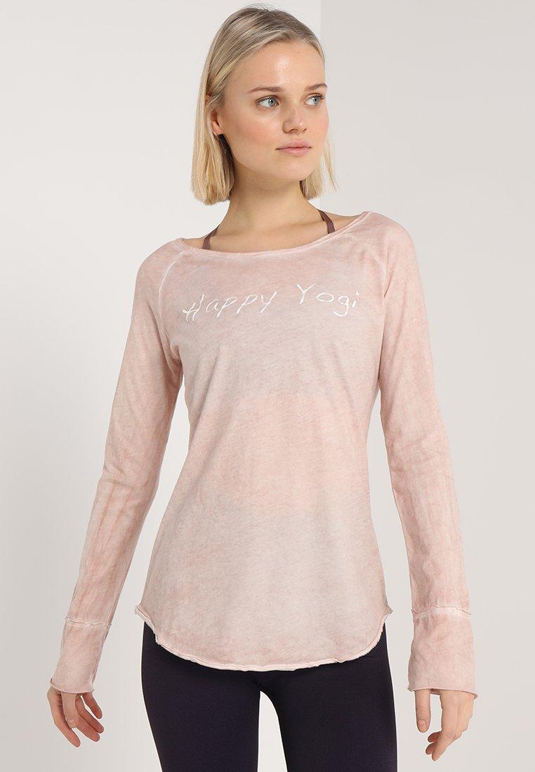 Yogasearcher - KARANI - Langærmede T-shirts - agate