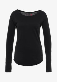 Yogasearcher - KARANI - Long sleeved top - black - 4