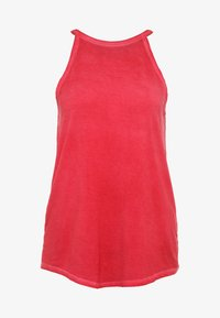 Yogasearcher - Topper - rouge - 4