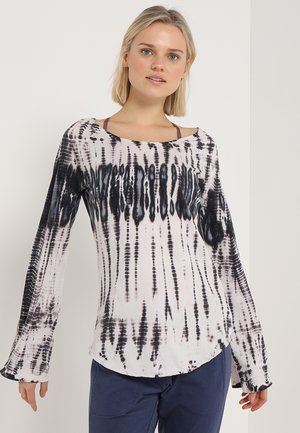 RAINBOW - Long sleeved top - dolphin