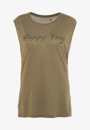 VISHNU  - T-shirts print - kaki
