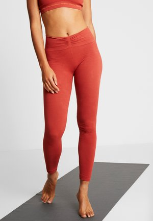 SAVASANA - Tights - sienne