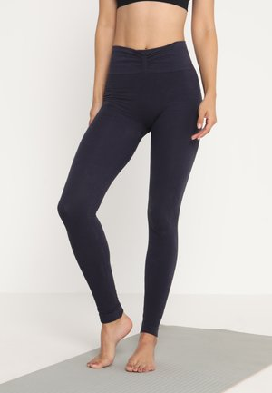 SAVASANA - Leggings - blue