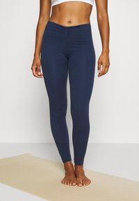 Yogasearcher - SAVASANA - Leggings - midnight - 0