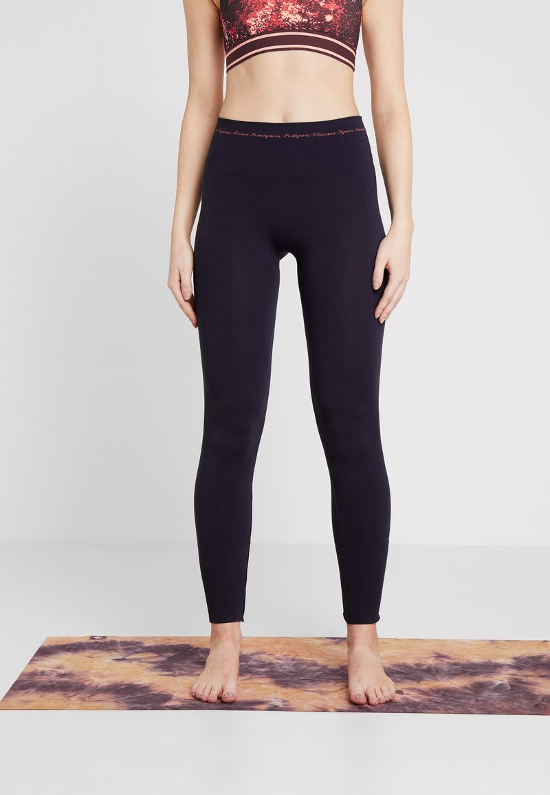 Yogasearcher - ASANA - Tights - topaze