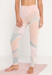 Yogasearcher - CRYSTAL - Collants - agate - 0