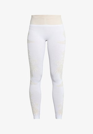 AVIDYA - Collants - white