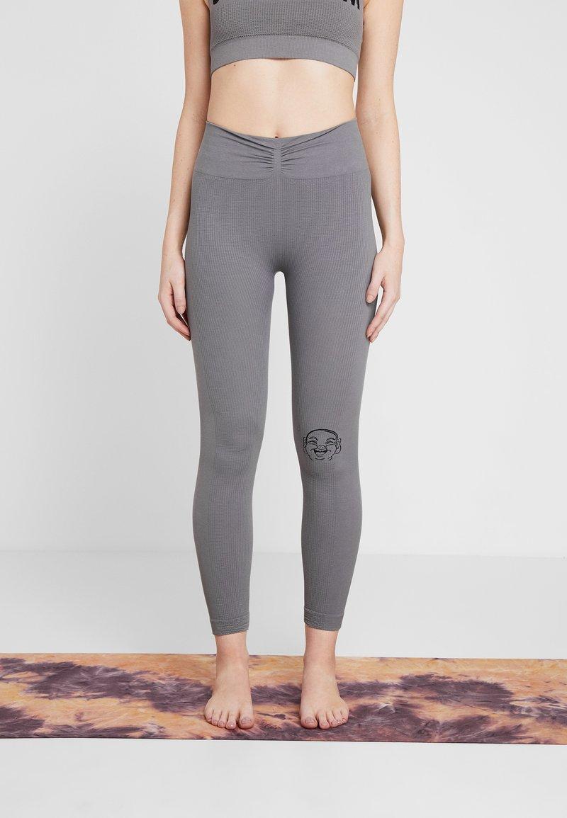 Yogasearcher - SHANTI - Legging - dolphin