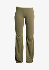 Yogasearcher - GANESH YOGA PANT - Tracksuit bottoms - kaki - 3