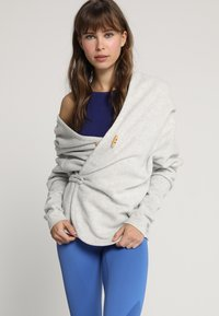 Yogasearcher - SUPTA - Fleecejacke - light grey - 0