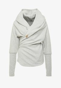 Yogasearcher - SUPTA - Fleecejakke - light grey