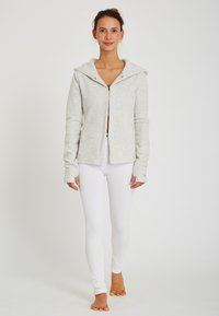 Yogasearcher - SUSHUMNA - Hoodie - light grey - 1