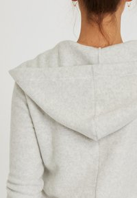 Yogasearcher - SUSHUMNA - Hoodie - light grey
