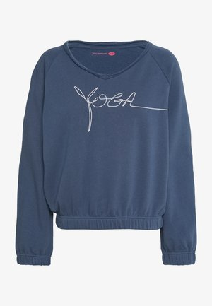 BIOSWEATY - Sweatshirt - midnight