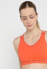 Yogasearcher - MATRIKA  - Sport BH - sunstone - 3