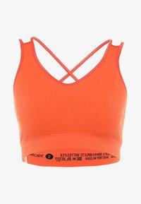 Yogasearcher - MATRIKA  - Sport BH - sunstone - 4