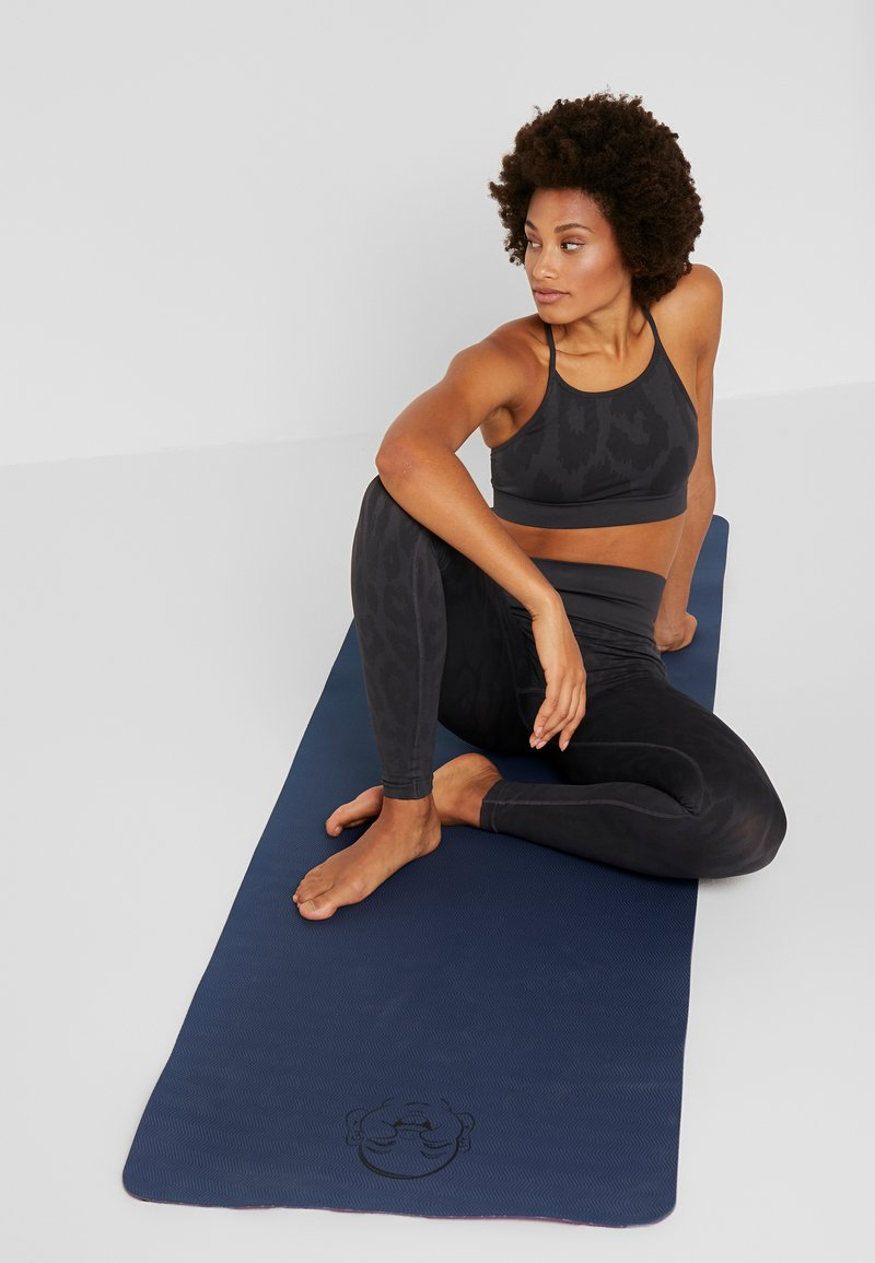 Yogasearcher - COMFORT YOGA MAT 5MM - Fitness/yoga - night