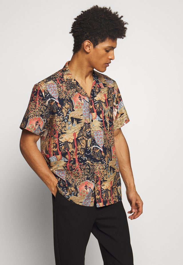 MALICK SHIRT - Shirt - multi-coloured