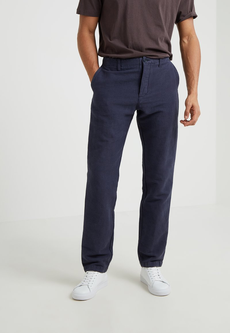 YMC You Must Create - DÉJÀ VU TROUSER - Trousers - navy