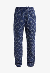 YMC You Must Create - ALVA SKATE PANT - Kalhoty - blue