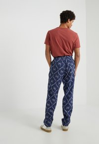YMC You Must Create - ALVA SKATE PANT - Kalhoty - blue - 2