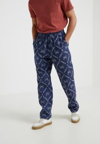 YMC You Must Create - ALVA SKATE PANT - Kalhoty - blue - 0