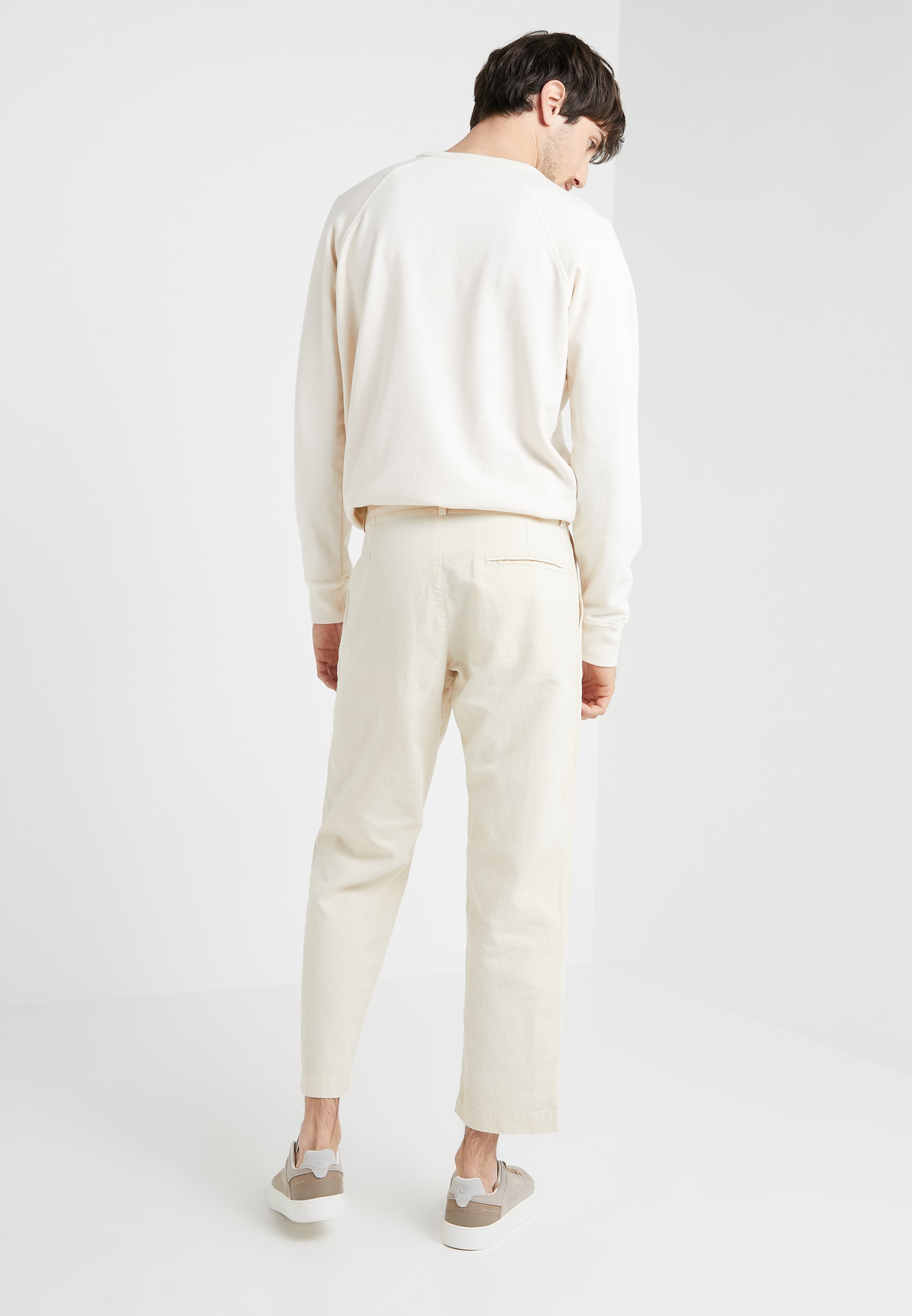You Me Classique Create Hand Down Ymc TrouserPantalon Ecru Must vnmN80OyPw