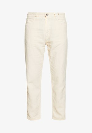 TEARAWAY - Relaxed fit jeans - ecru