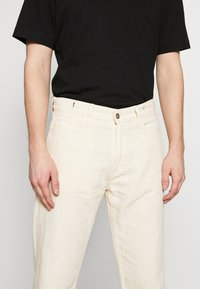 YMC You Must Create - TEARAWAY - Jeans Relaxed Fit - ecru - 3