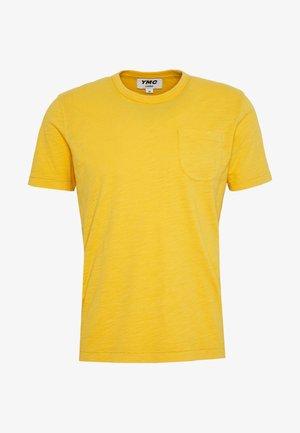 WILD ONES POCKET TEE - T-Shirt basic - yellow