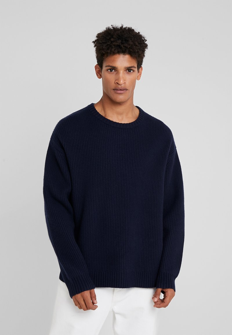 YMC You Must Create - BASH STREET CREW - Jumper - navy