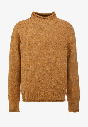 DIDDY TURTLE NECK - Strikpullover /Striktrøjer - yellow