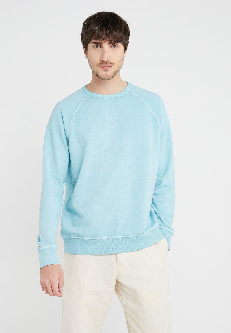 YMC You Must Create - SCHRANK RAGLAN - Sweatshirt - sky