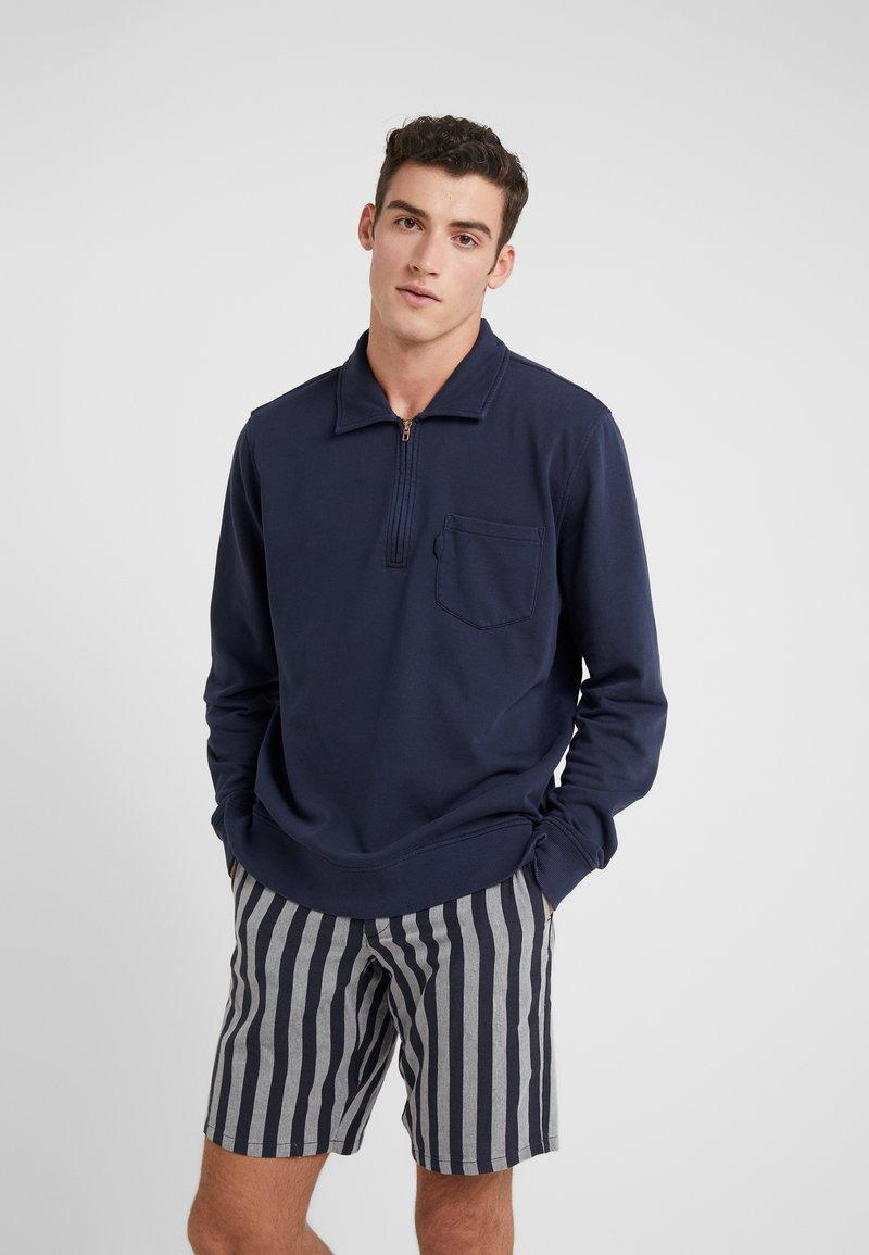 YMC You Must Create - SUGDEN - Sweatshirt - navy