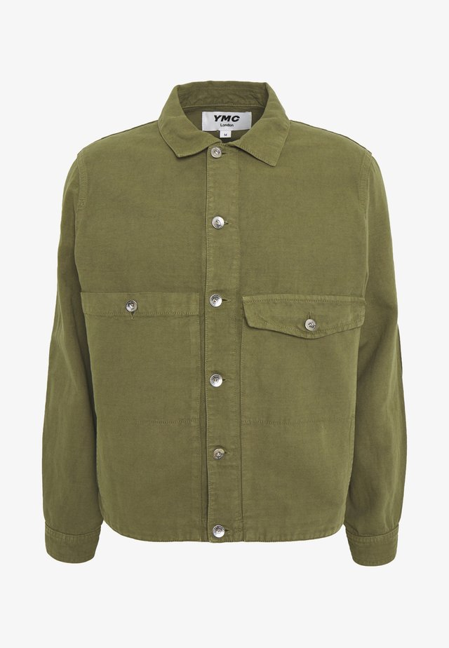 PINKLEY JACKET - Summer jacket - olive