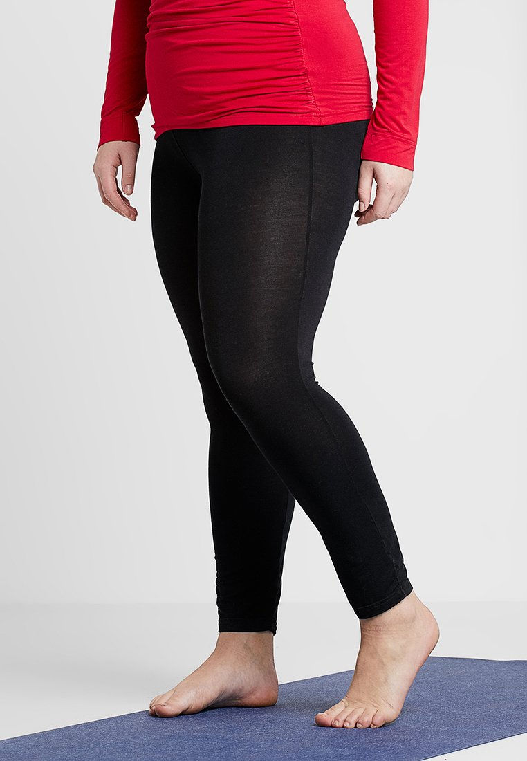 YOGA CURVES - LEGGINGS - Medias - black