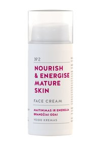 YOU & OIL - FACE CREAM NOURISH & ENERGISE MATURE SKIN 30ML - Gesichtscreme - - - 1