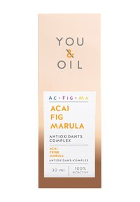 YOU & OIL - ANTIOXIDANTS COMPLEX NOURISH & REVIVE 30ML - Sérum - - - 1
