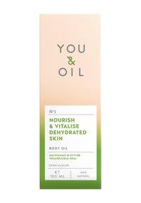 YOU & OIL - BODY OIL NOURISH & VITALISE DEHYDRATED SKIN 100ML - Lichaamsolie - - - 2