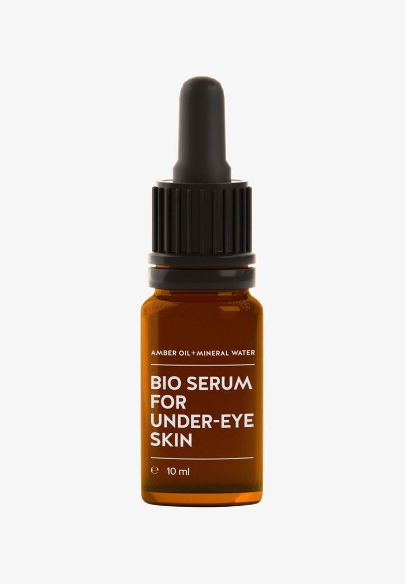 YOU & OIL - MOISTURISING BIO SERUM FOR UNDER-EYE SKIN 10ML - Augenpflege - -