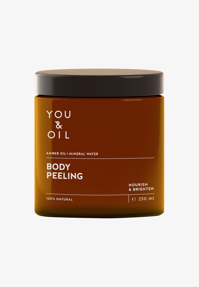BODY PEELING 250ML - Bodyscrub - -