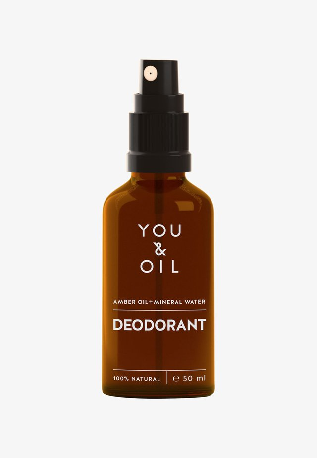 DEODORANT 50ML - Deodoranter - -