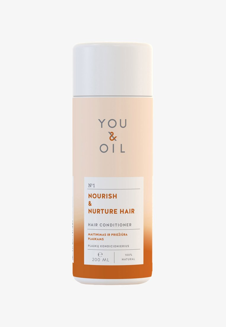 YOU & OIL - CONDITIONER NOURISH & NURTURE FOR HAIR 200ML - Conditioner - -