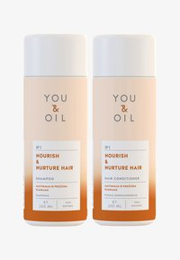 YOU & OIL - HAIR CARE SET - Haarset - - - 0
